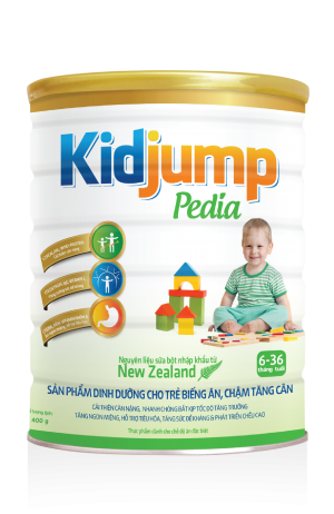 Kidjump Pedia 400g