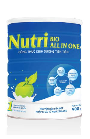 Nutri Bio All in One 1 900g