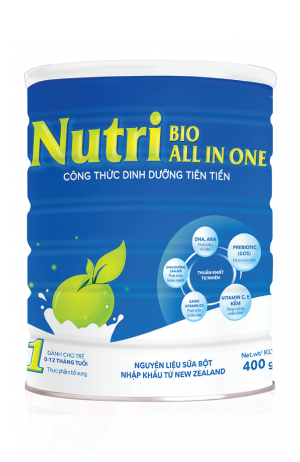 Nutri Bio All in One 1 400g