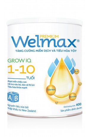Welmax Grow IQ 400g