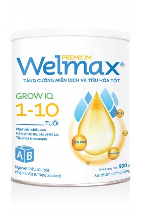 Welmax Grow IQ 900g
