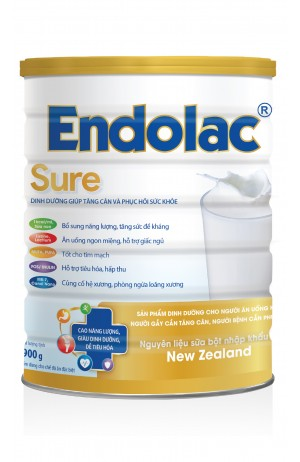 Endolac Sure 900g