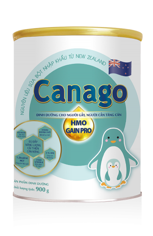 Canago HMO Gain Pro 900g