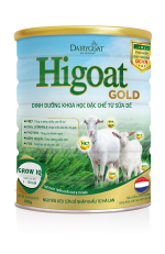 Higoat Gold Grow IQ 800g